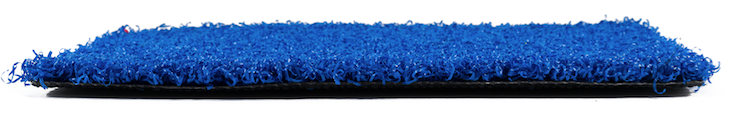 Césped Artificial Azul TD 23 Texturizado