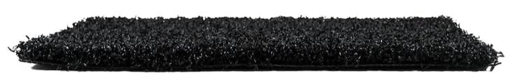 Césped Artificial Negro TD 23 Texturizado