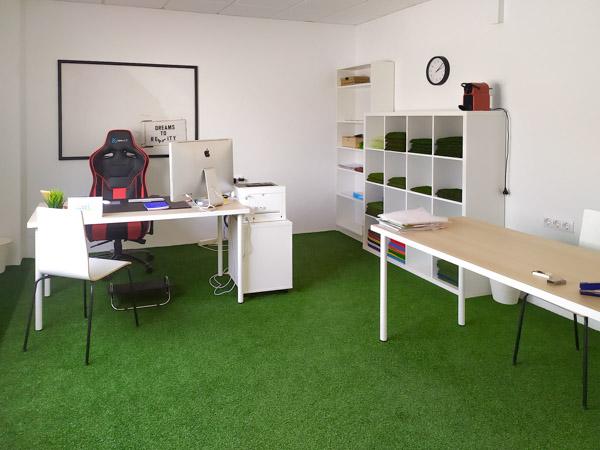 Garden Grass Oficina