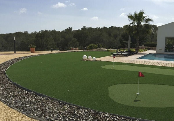 Cesped Artificial Putting Green