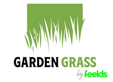Logo Garden Grass Césped Artificial