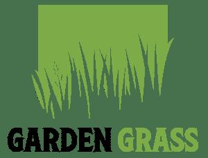 Logo Garden Grass Césped Artificial